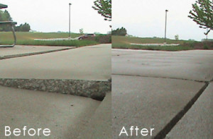 Akron Concrete repair