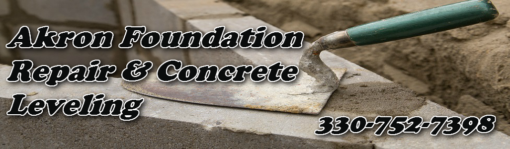 Akron Foundation Repair & Concrete Leveling