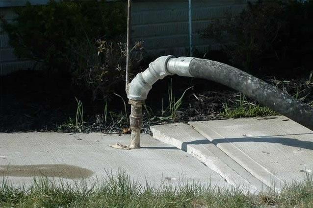 Mudjacking - Akron Foundation Repair & Concrete Leveling